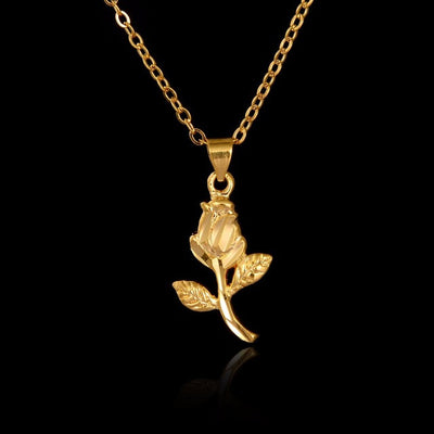 Great Goldcolor Africa Country Map Pendant Necklace 2017 Fashion