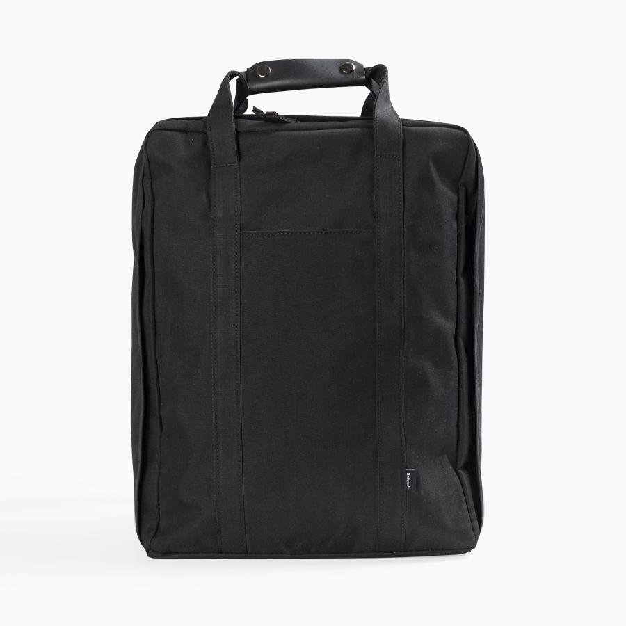#10039 - Voyager Backpack in Black - upcube