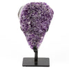 Amethyst Cluster on Stand #18