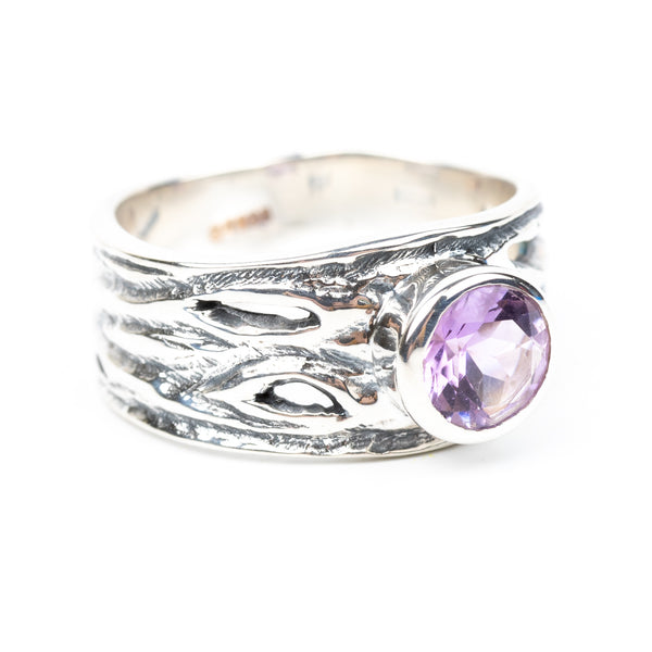 Amethyst Ring Size 5.75