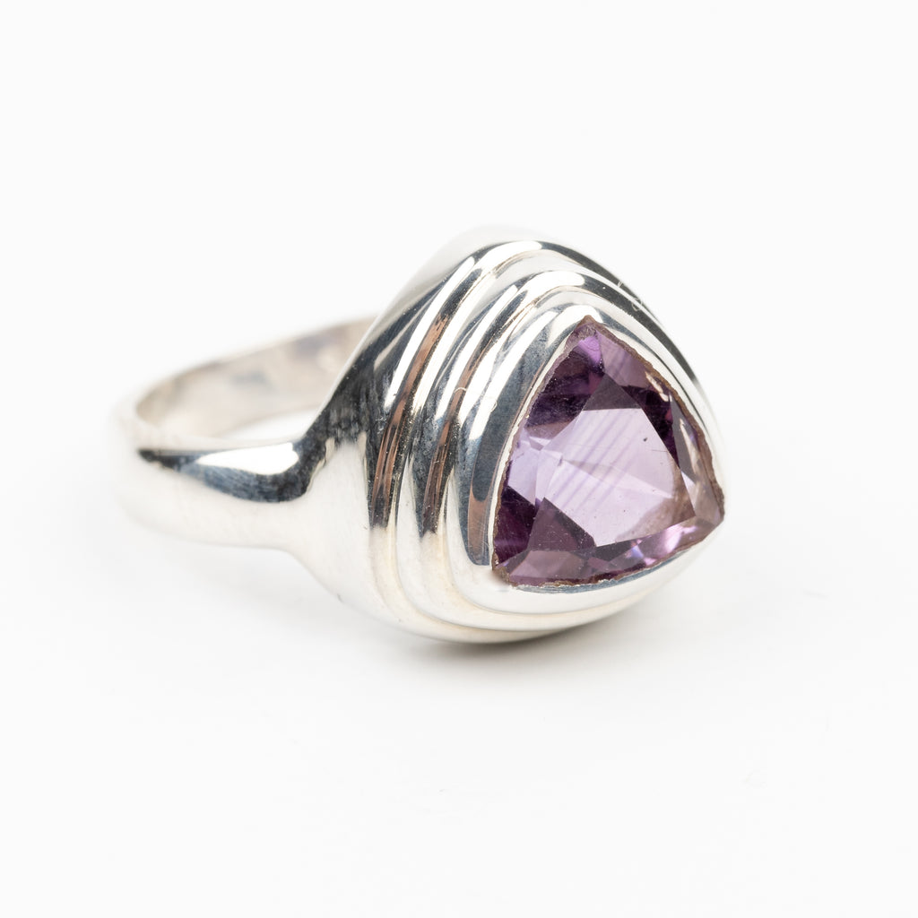 Amethyst Ring Size 6
