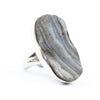 Druzy Agate Ring Size 6 #2
