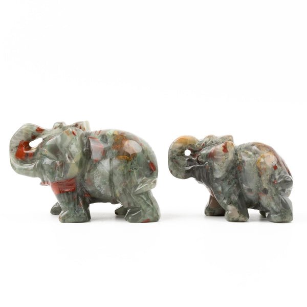 Bloodstone Elephant