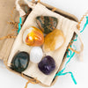 Divine Creativity Crystal Intention Pouch