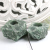 Green Aventurine Candle Holder