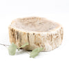 Petrified Wood Bowl- Light