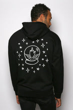 crystal ball sweater black mnkr garb garb. look into your future