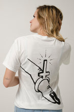 white venus ring mnkr tshirt shirt graphic print garb garb.