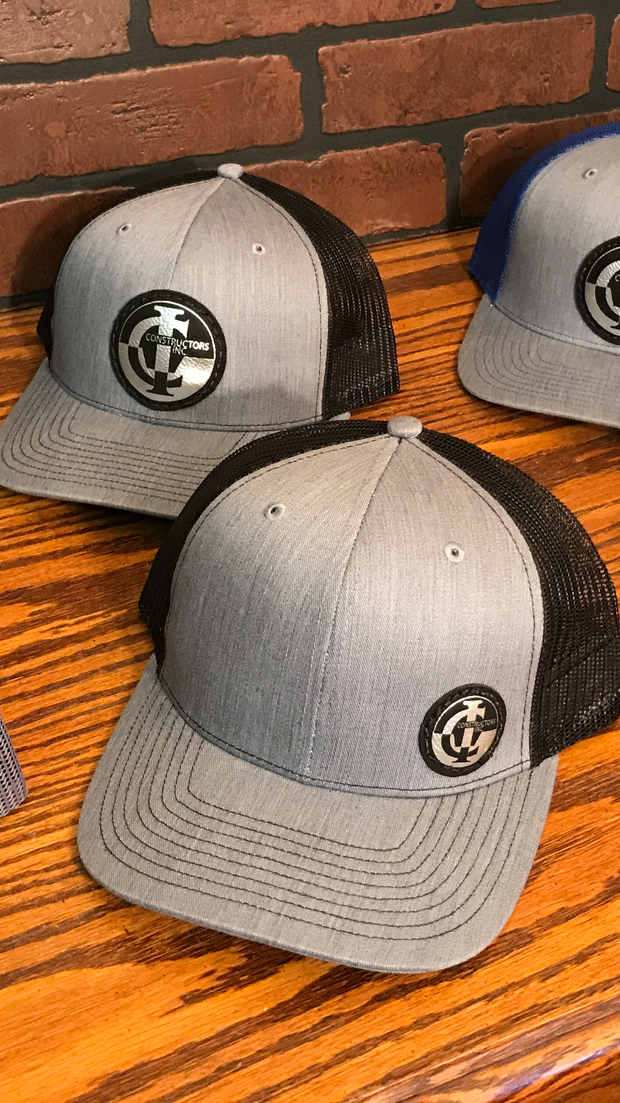 Custom - Patch Caps with your Logo! Minimum order
