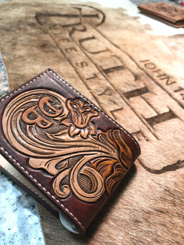 Wallets  / Custom Leather goods