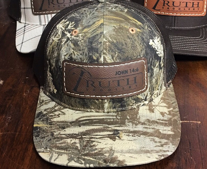 Truth Saddlery Team Patch Caps