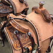 $99 DOWN & 365 days to pay!  Custom Saddle Payment Option