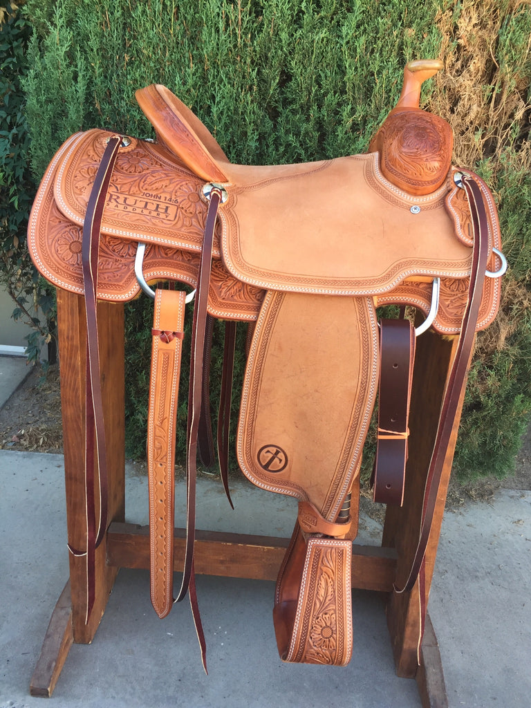 PRO LINE - Saddle With #TruthFitKit or matching #BreastCollar - SAVE $326 ONLINE
