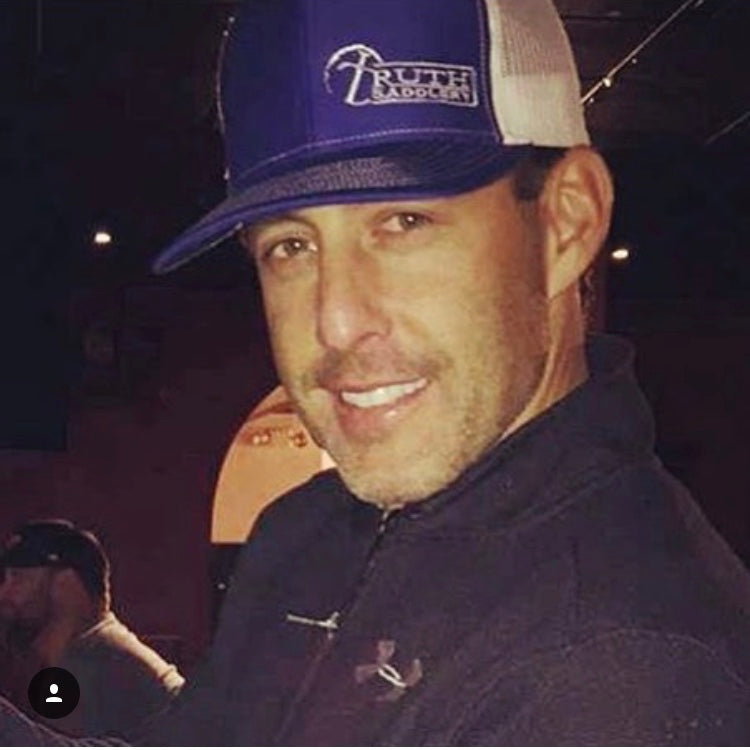 TRUTH SADDLERY embroidered CAPS - Snap back One size fits all