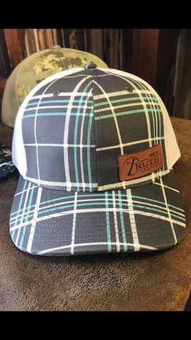 Truth Saddlery Team Patch Caps - #putyourarmoron