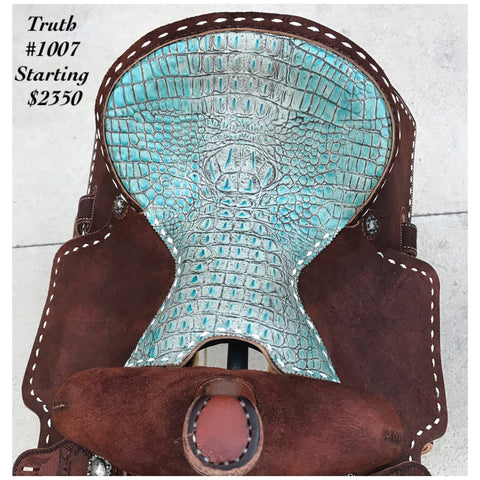 365 / $365 Custom Saddle Payment Option