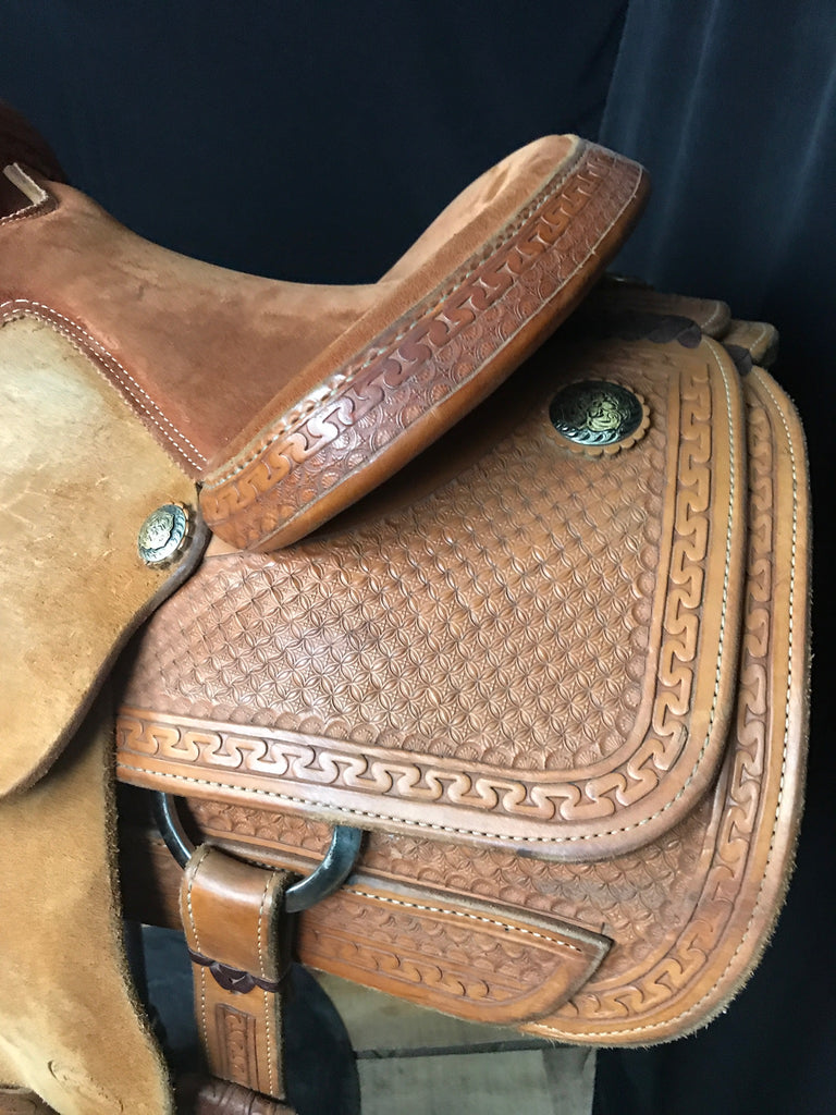 Used Teskeys Trade Saddle