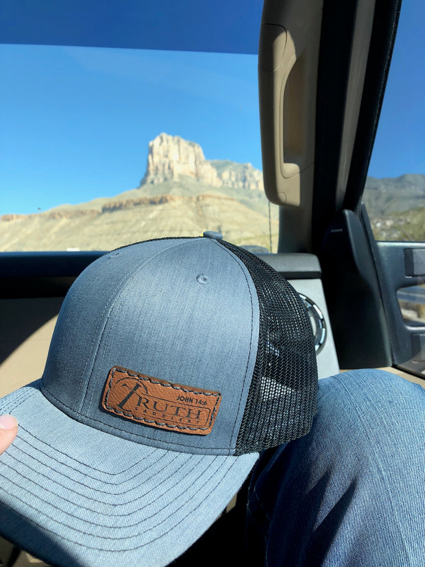 Truth Saddlery Team Small Patch Caps