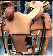 #024 #RanchReady Semi Custom Saddle - Quick Turn Around Time