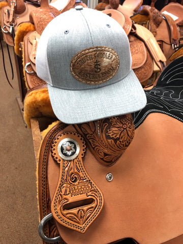 Hair On Truth Saddlery Caps -  Free Shipping