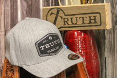 Flex Fit Caps Fitted TEAM PATCH LOGO STYLE- John 14:6 - FREE SHIPPING