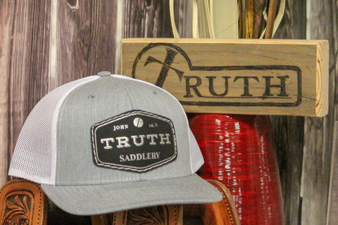 Truth Saddlery Badge Caps