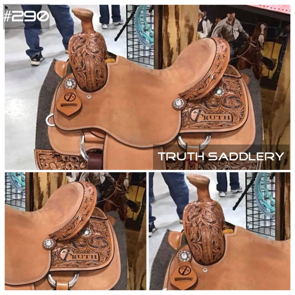 #290 #RopeReady Semi Custom Saddle - Quick Turn Around Time