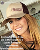 Image of TRUTH SADDLERY embroidered CAPS - Snap back One size fits all