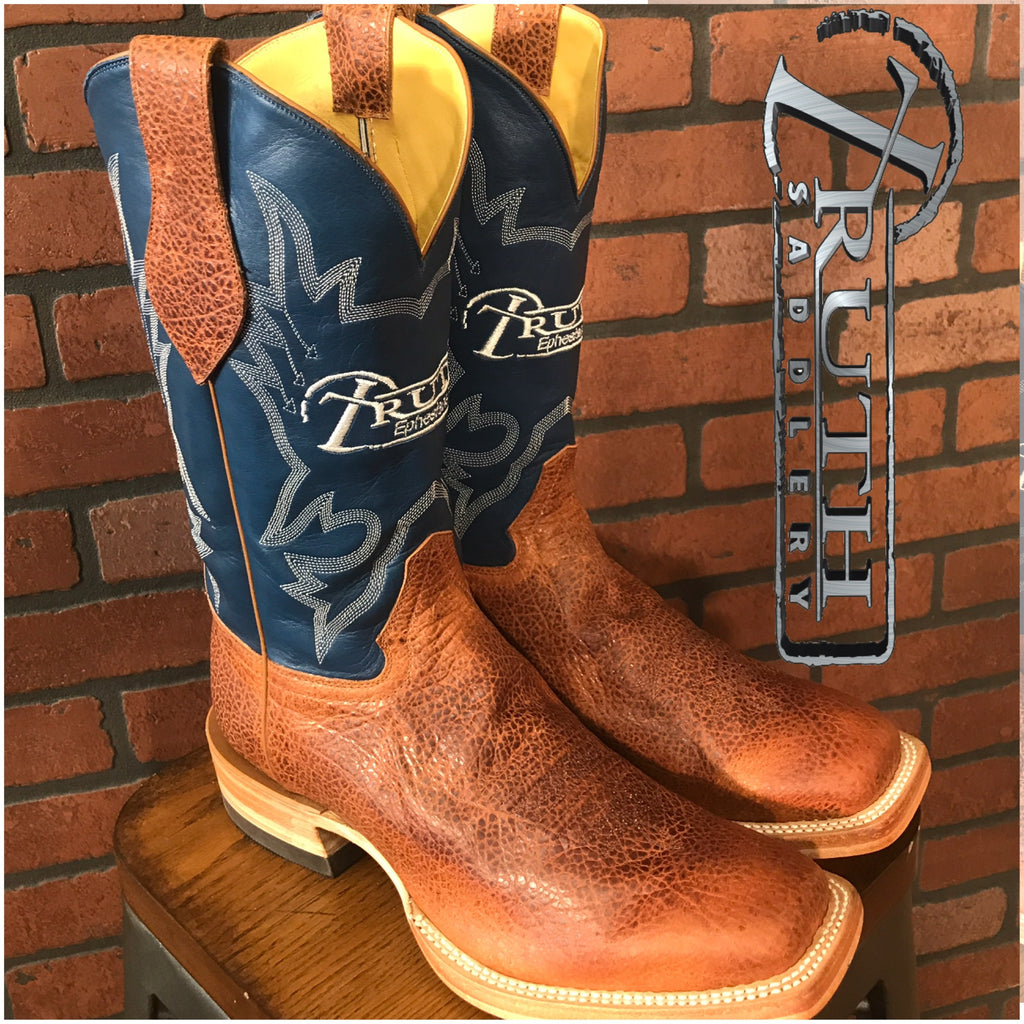 TRUTH BOOTS / PEACEMAKER CUSTOM Order.