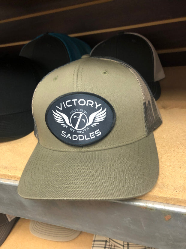 VICTORY SADDLES by Truth Caps #Proverbs2131