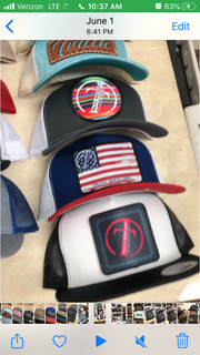 Truth 2020 Square Patch caps / hats