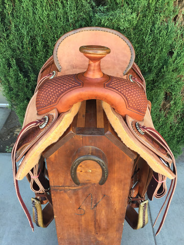 IN STOCK - The YELLOWSTONE Ranch Roper