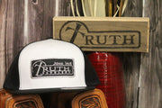 Truth Saddlery Patches - Iron On