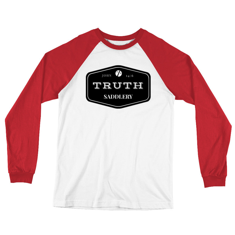 TRUTH Badge Raglan Sleeve Baseball Truth T