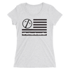 Image of Ladies' #PutYourArmorOn short sleeve t-shirt