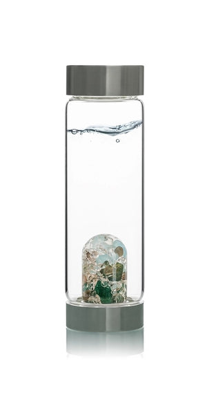 Forever Young Gemstone Water Bottle
