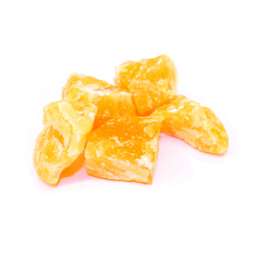 Orange Calcite Rough