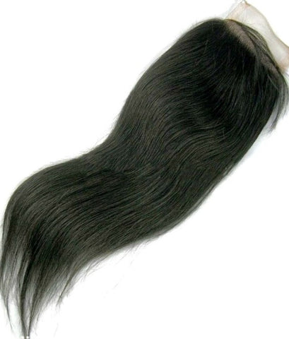 Latest Brazilian Silky Straight Closure