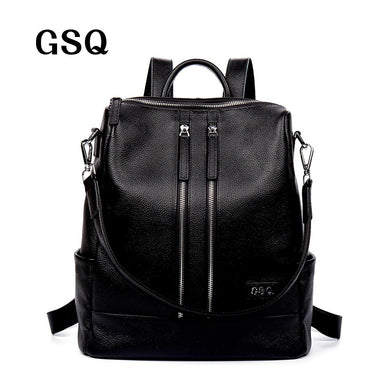Hot High Quality Backpack  Preppy Style String  School Travel Bag