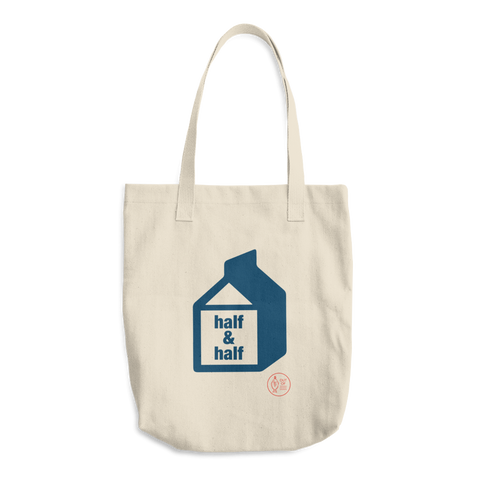 """Hapa"" Cotton Tote Bag"
