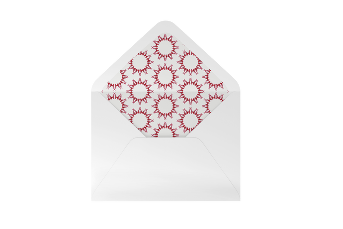 bow envelope liner