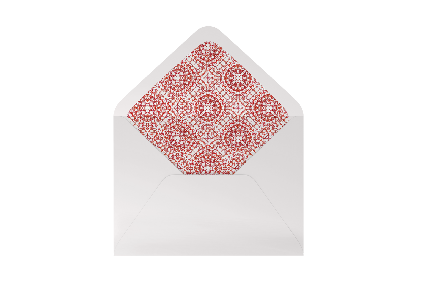 star red envelope liner