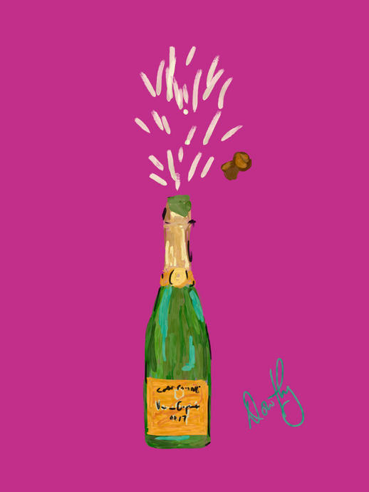 Veuve Clicquot - Abstract Pop