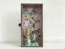 Victorian Little Boy - Spring Swing - Dorothy Art