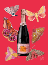 Veuve Clicquot - Moth to the Flame