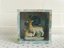 Deer - Baby in Blue Fawn - Dorothy Art