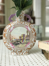 Vase - Chinoiserie city scene - Dorothy Art
