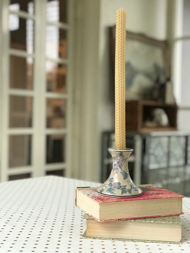 Candlestick - Chinoiserie Pink Small - Dorothy Art