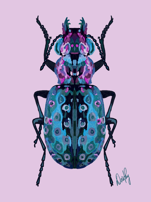 Beetle 2 Wall Art