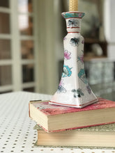 Candlestick - Chinoiserie Pink - Dorothy Art